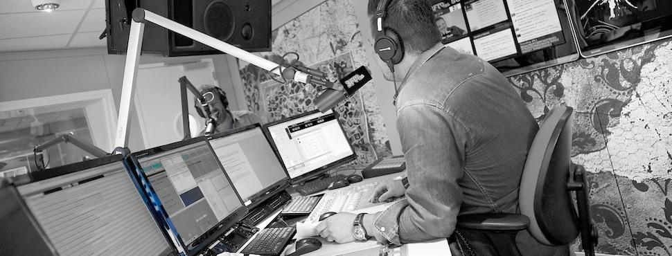 Textmaker   radio in beeld