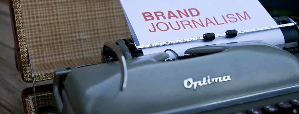 Textmaker   brand journalism