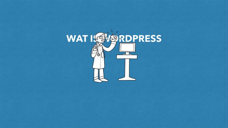 Textmaker Wat is Wordpress