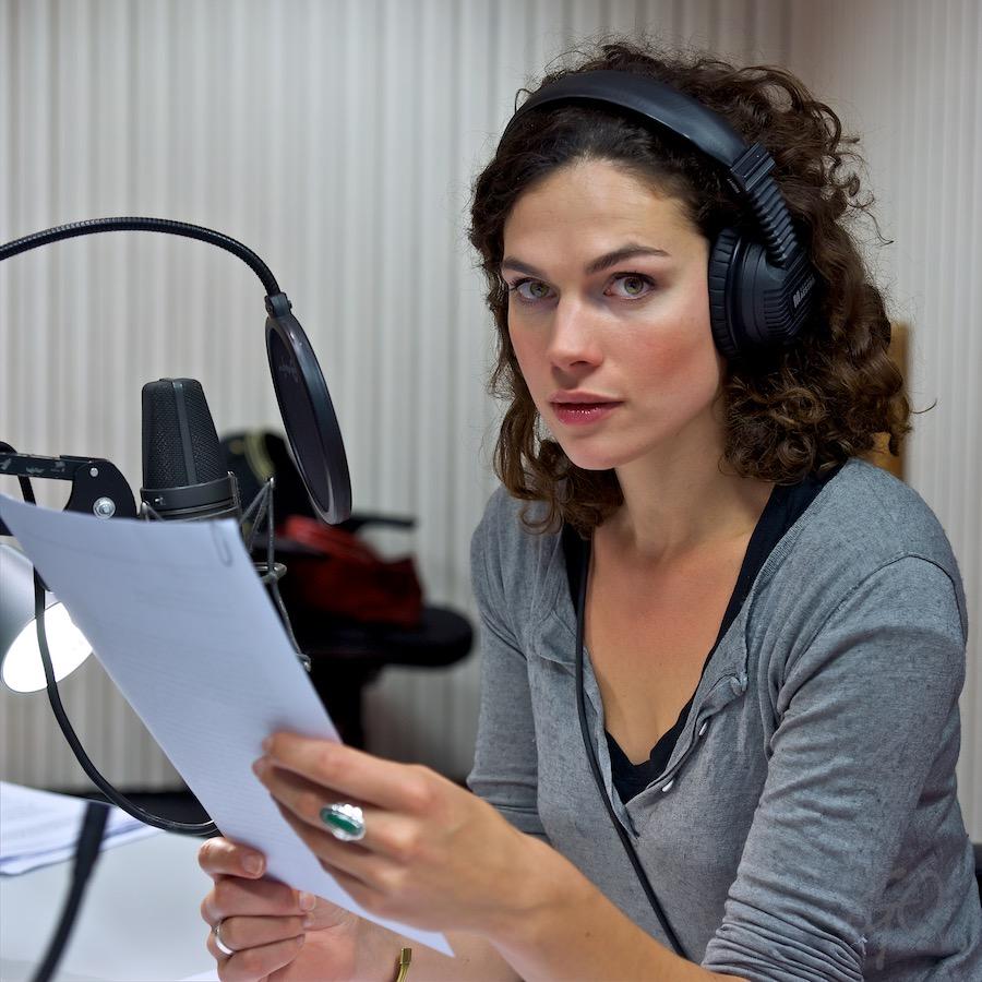 Anna Drijver - actrice