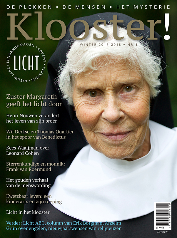 Cover Klooster! winter 2017