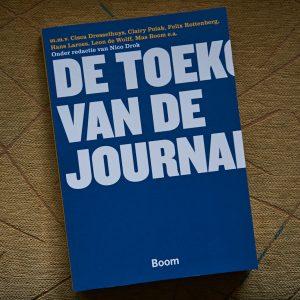 De Toekomst van de Journalistiek - Gerard Oonk