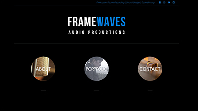 Frame Waves Audio