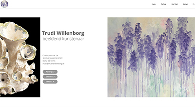 Trudi Willenborg homepage
