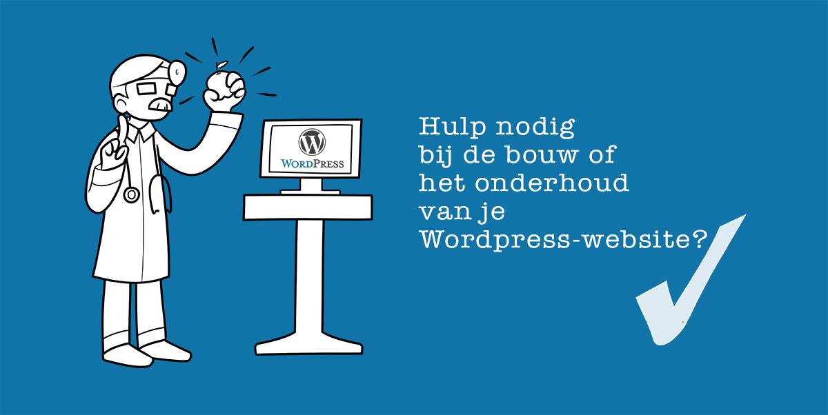 Neem contact op met deze WordPressdokter