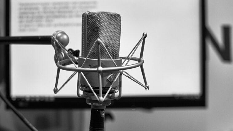 Eisen aan een goede podcast Microfoon - Gerard Oonk